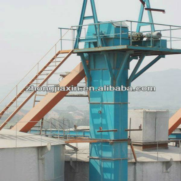 Industrial Bucket Elevator for bulk material,Sand,cement,coal