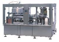 Filling and sealing unit (Gas) JQ4B250A