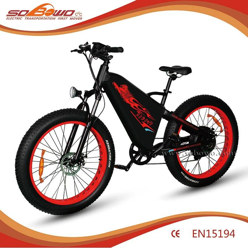 1000W high power biggest battery capacity 29AH fat tire electric bike