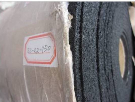 Recylce Rubber flooring for Soundproof