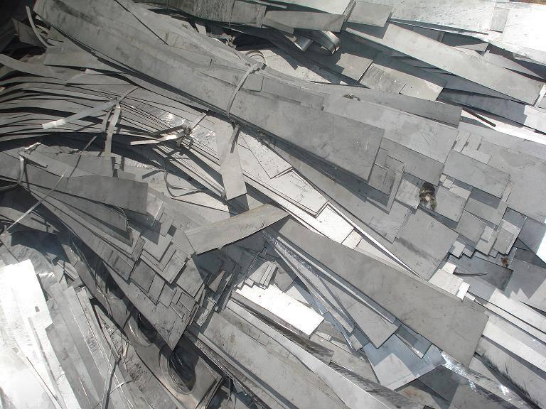 Stainless steel scrap