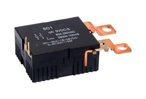 latching relay 801C