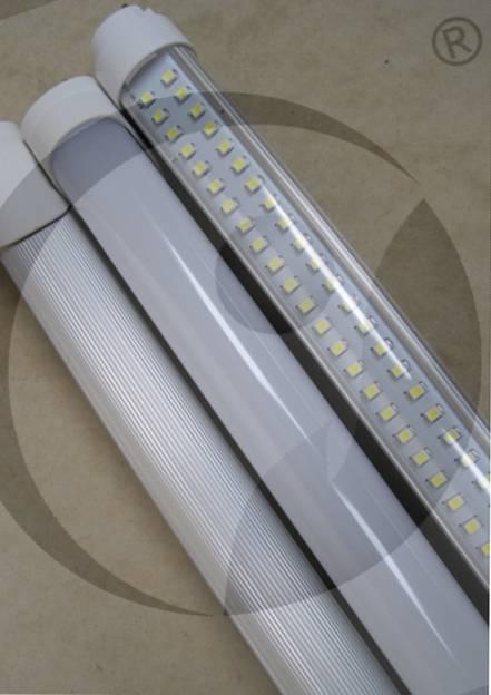 LED Tube Light T8 Housing, SMD Lamps