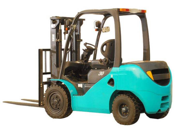 Diesel Forklift 3 Tons HT-CPCD30F