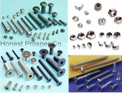 Steel Bolt/ Steel Nut /Steel Screw