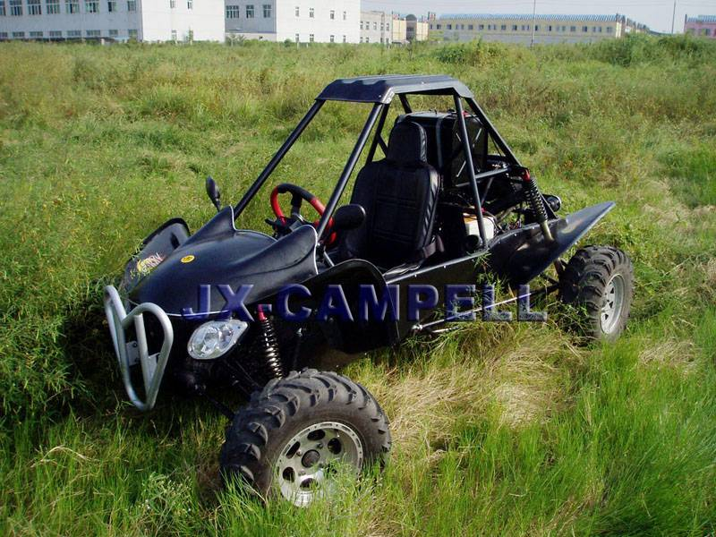 Buggy with single seat