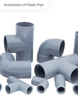 Sell PVC Plastic Pipe Fittings