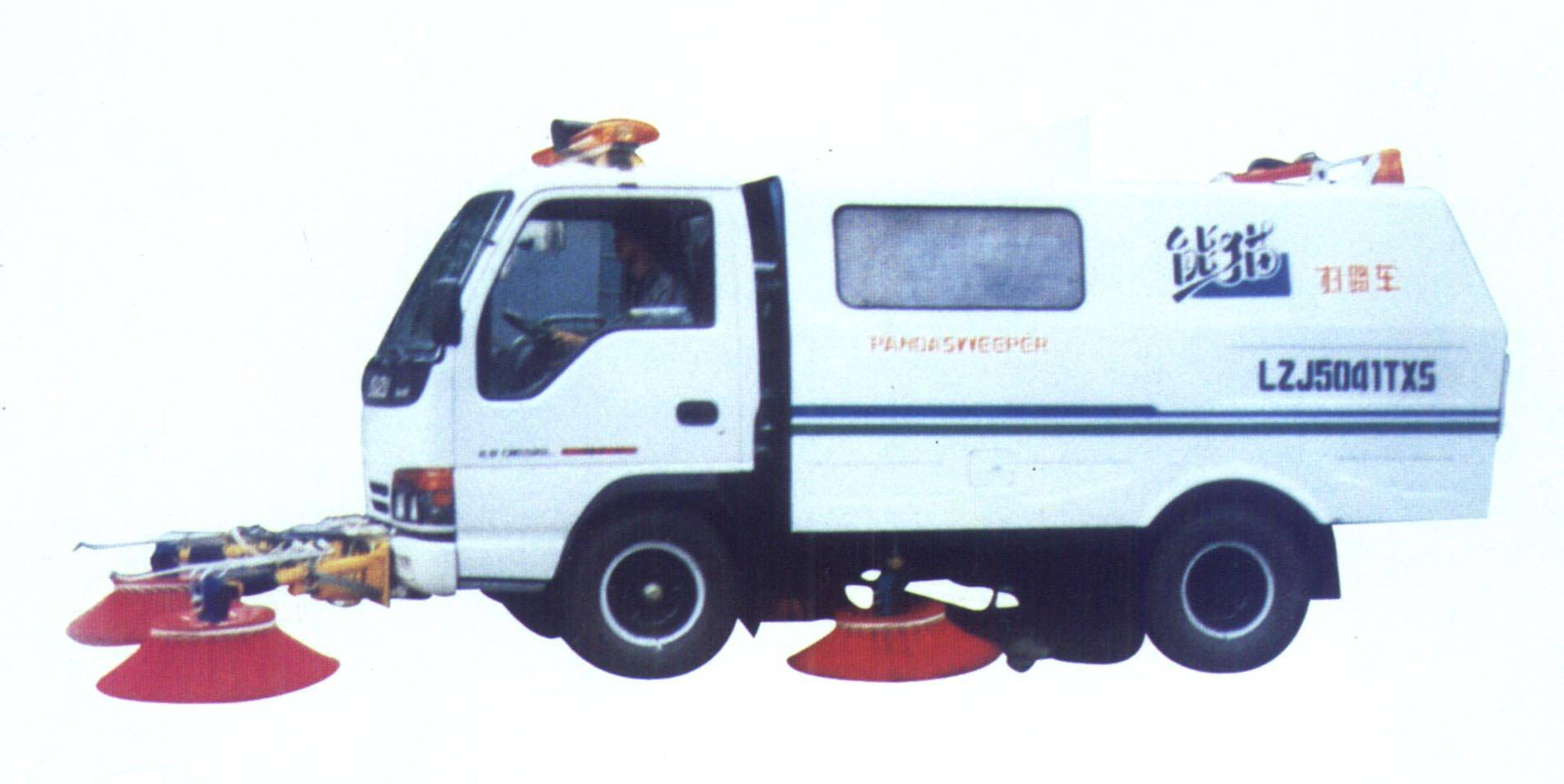 Sweeper Vehicles