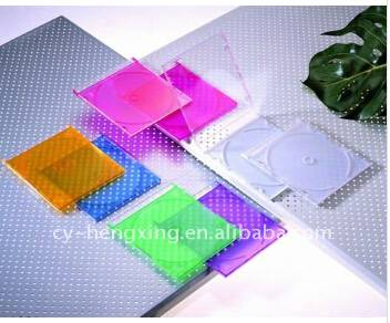 PS 5.2mm slim colorful cd case