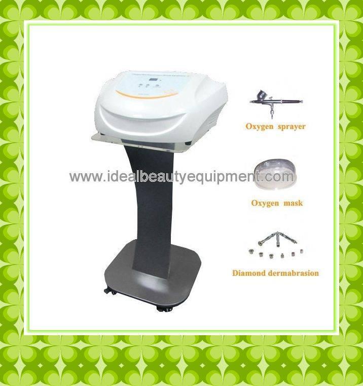Sell Oxygen Jet peel dermabrasion beauty machine (J009)
