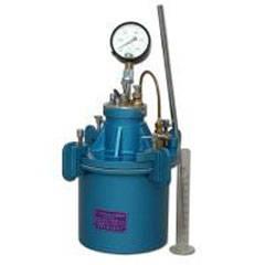 concrete mix air entrainment meter