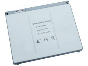 60Whr 5800mAh Rechargable battery for 15 inch Apple MacBook Pro A1175 MA348G/A laptop battery