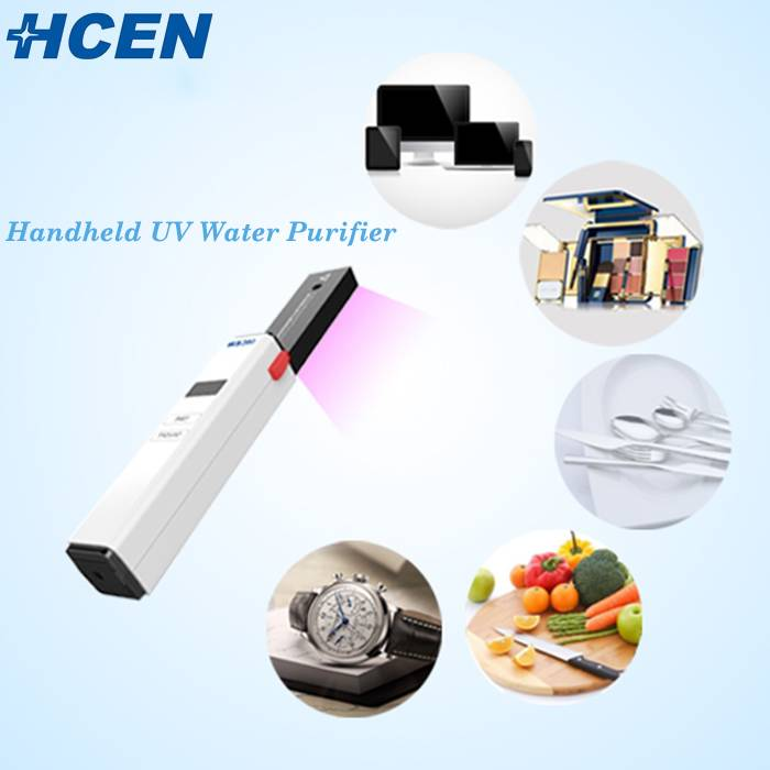 uv light kill bacteria portable handheld uv sterilizer wand