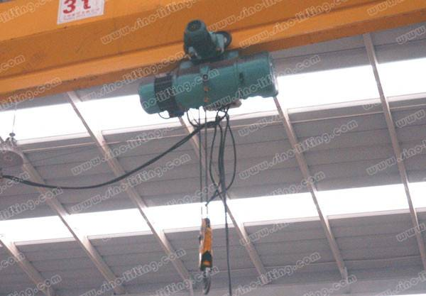 Wirerope Electric Hoist