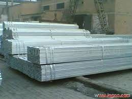 GALVANIZED SHS STEEL PIPE
