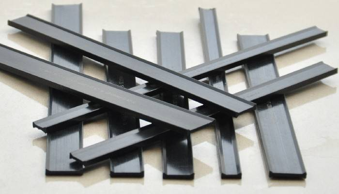 Polyamider thermal barrier strips for aluminum windows, doors and facades
