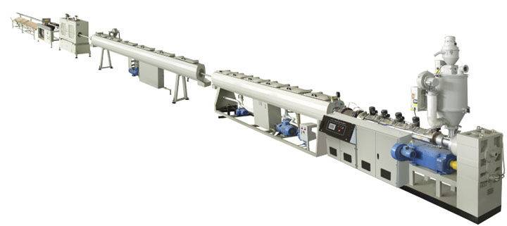 plastic pipe machine-PE/PPR/PP pipe line