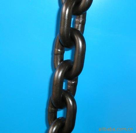 Chinese manufactruer producing round link chains