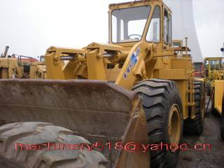 SELL USED KAWASAKI kld70Z-III 80B,85Z,88Z WHEEL LOADER,CAT LOADERS