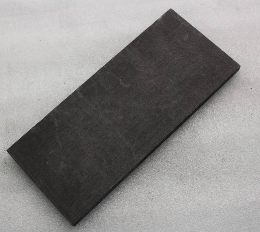 140x 100 x 7 mm High Purity Graphite Plate 6pcs /Aritficial Graphite Block /Graphite Vanes