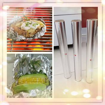 kitchen aluminium foil for food packaging