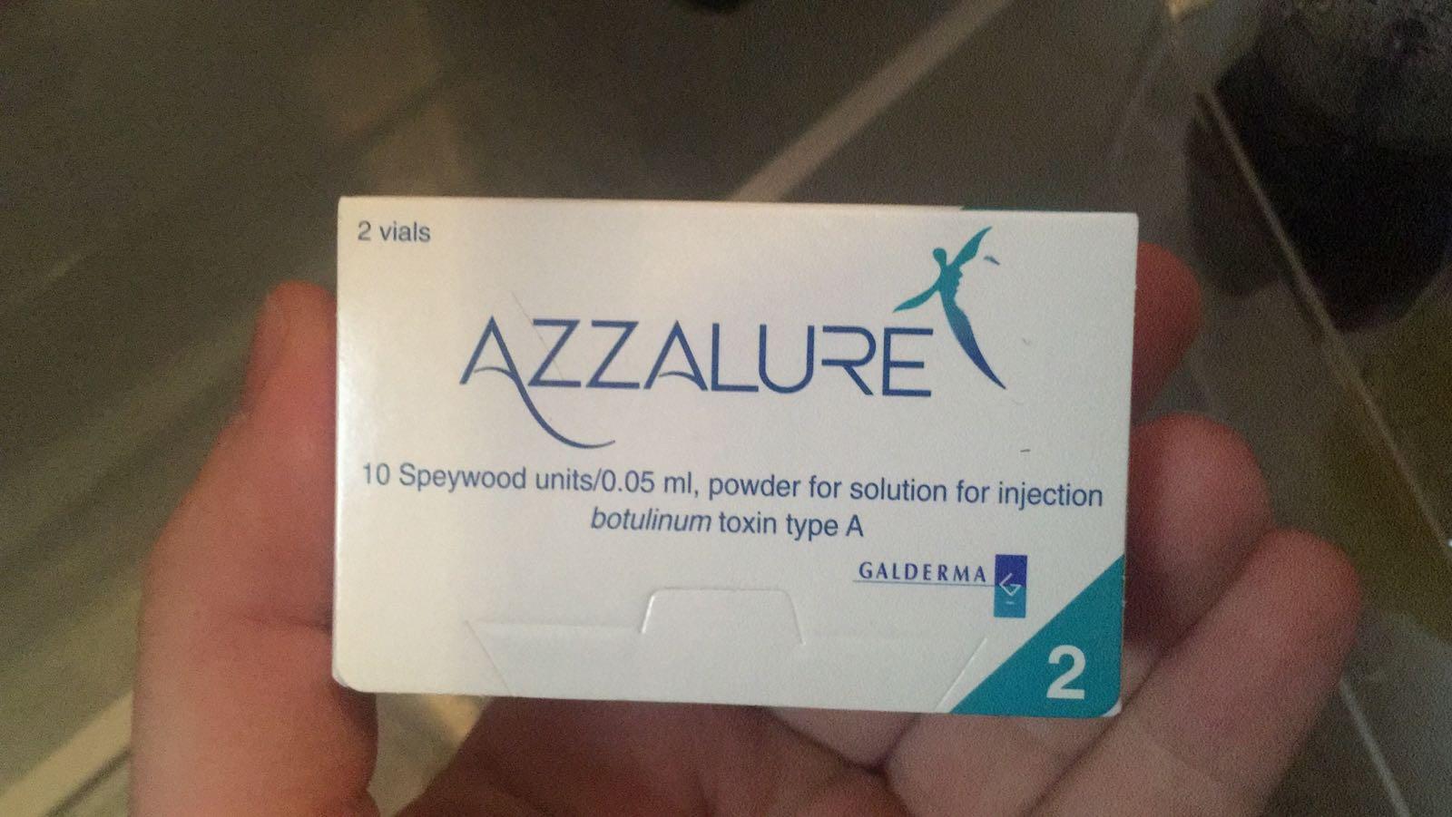 AZZALURE BELOTERO BASIC 1 ML,TEOSYAL ULTRA 1.