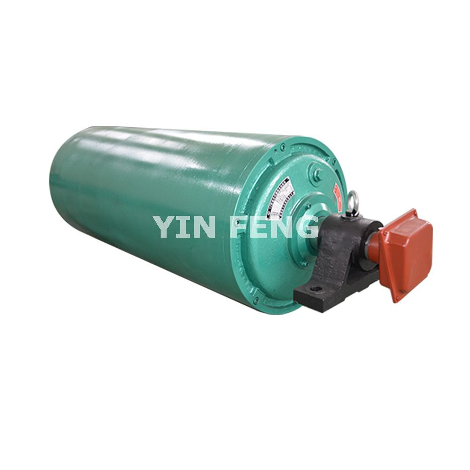 YZ Type Oil-cooled/Oil-steeped Motorized Pulley