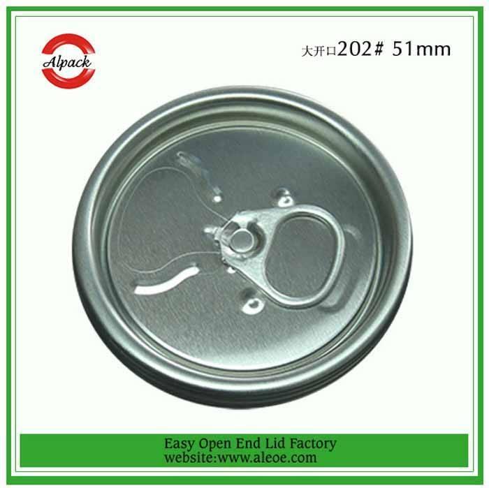 202# RPT beverage easy open end