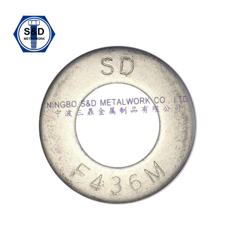 Hardened Steel Flat Washers F436/F436M