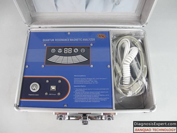 Amway Quantum Resonance Magnetic Analyzer QMA201