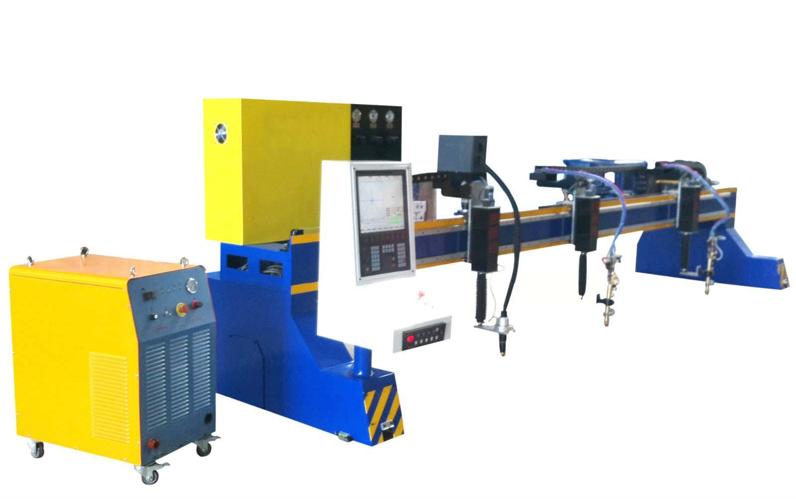 Good performance cnc gantry type plasma /flame cutting machine