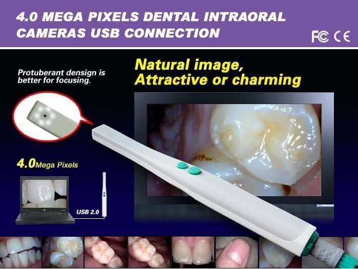 dental intra oral camera