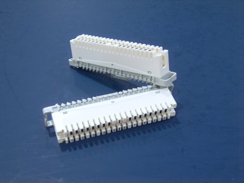 10 Pair LSA Disconnection Module