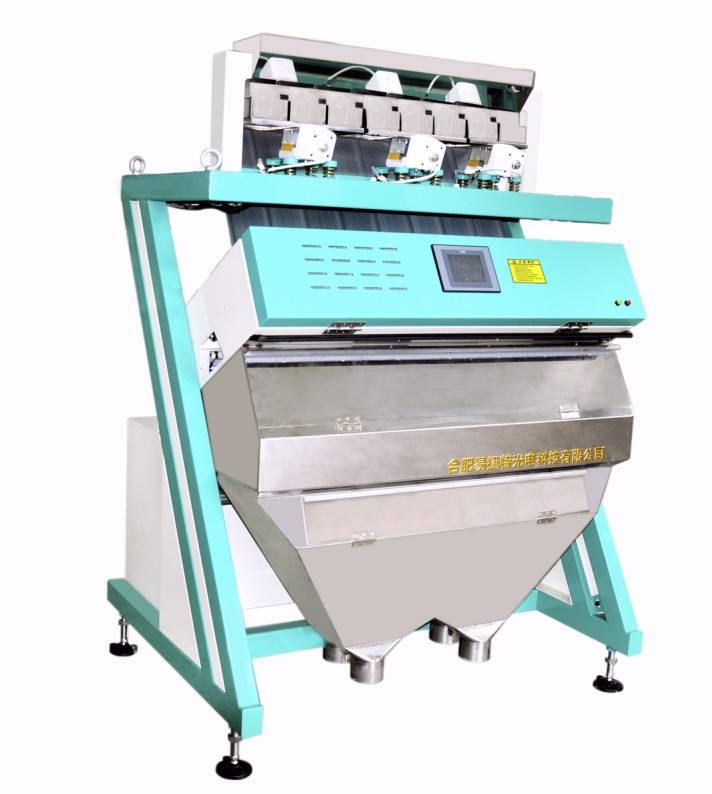 Need an agent for our rice sorting machine