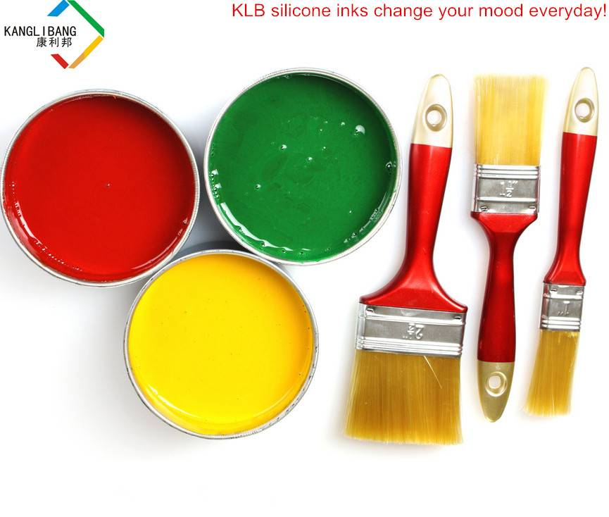 silicone pad printing ink