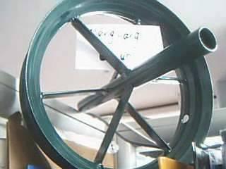 wheelbarrow rim WB6400