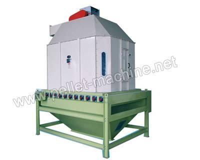 Pendulum Counter-flow Cooler