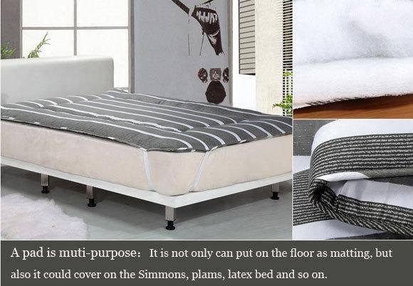 Single Bed Size Mattress Pad
