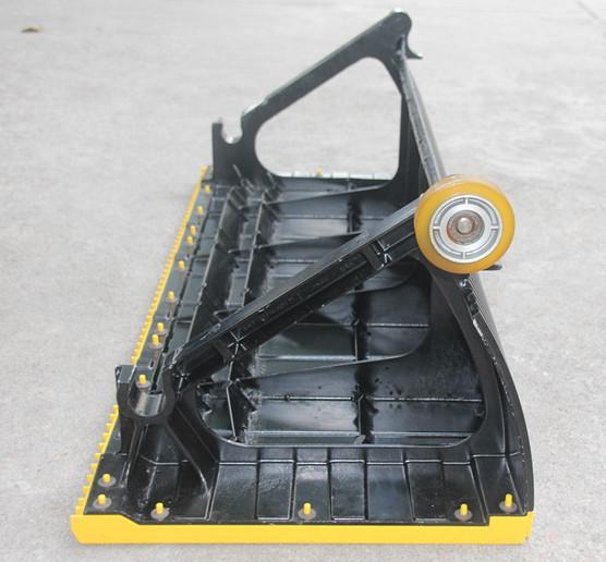LG escalator aluminum step width 1000mm Slope Angle 30°