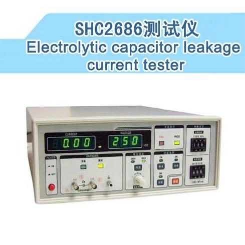 Electrolytic capacitor leakage current tester SHC2686