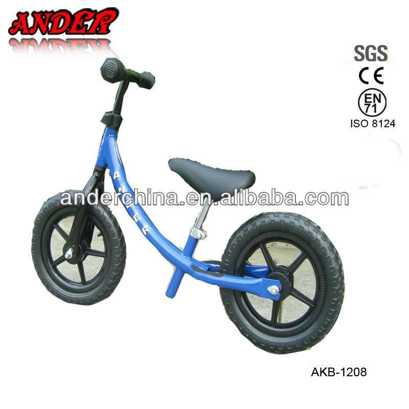 Hot Sale Kid Running Bike Model AKB-1208