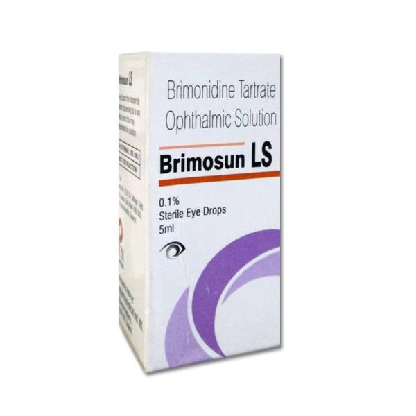 Brimosun ( Brimonidine) eye drops