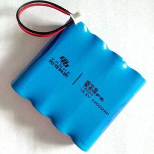 Custom Logo 18650 14.8V AA Li-ion Rechargeable Battery Pack