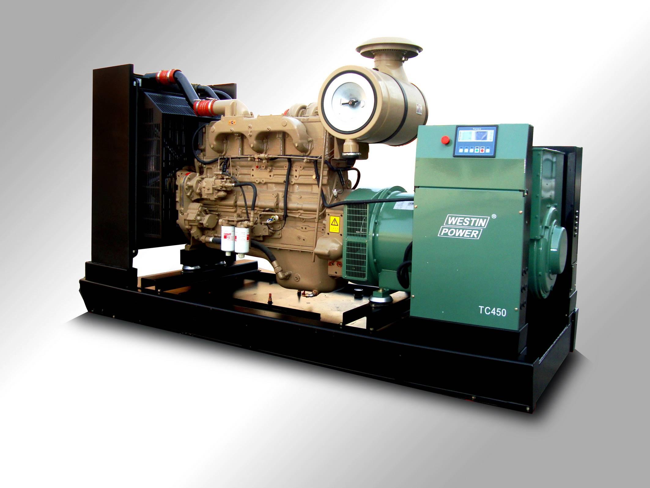 Diesel generator set (TC450)