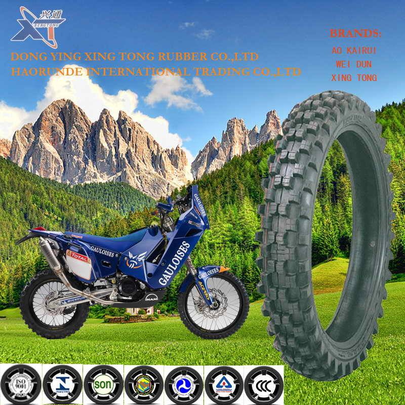 china best quality off-road motorcycle tyre 2.75-17