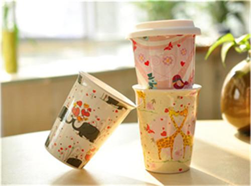 New Porcelain Mugs