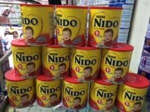 Red Cap Nestle Nido Milk Powder for Sale