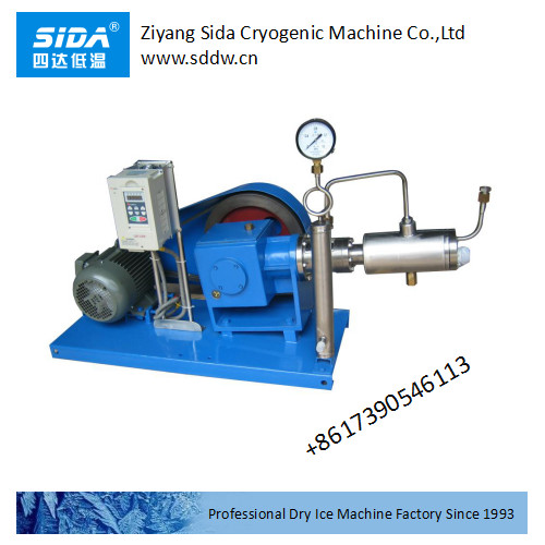 Sida factory WB-350ZT/165 cryogenic pump