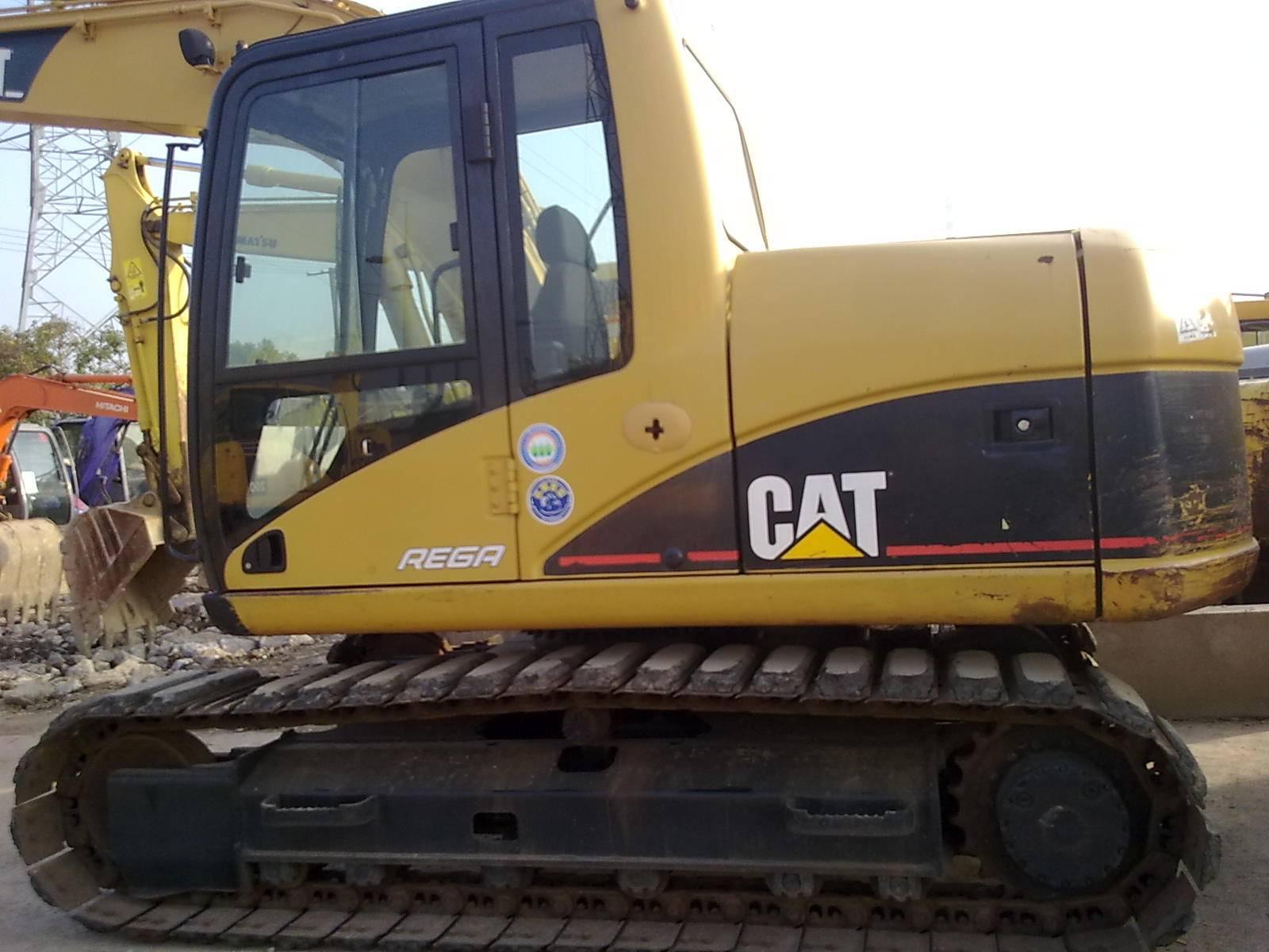 Used Cat excavator 325C sale