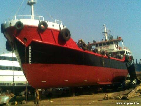 Small Tanker from Egypt - Ship for sale
